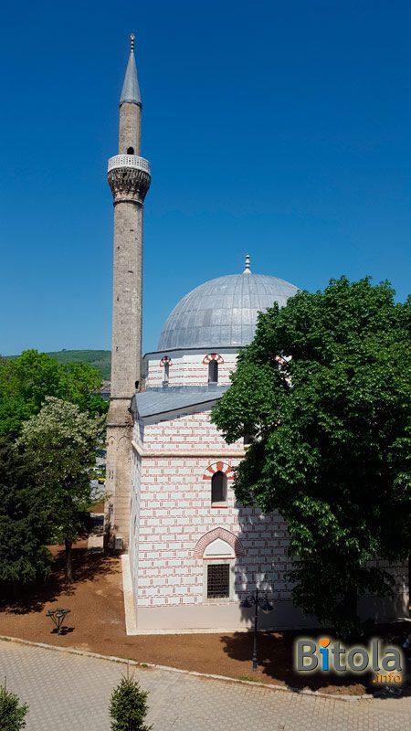 Јени џамија Битола