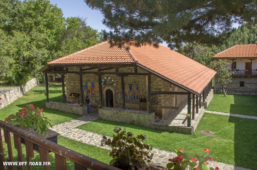 St. Petka Monastery in village Capari, Bitola Municipality