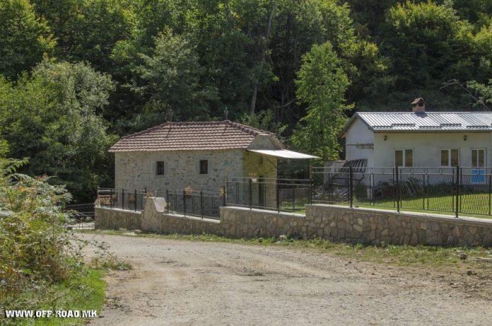 St. Atanasij Capari