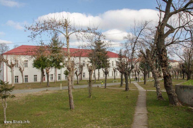Студентски дом Кочо Рацин -Битола