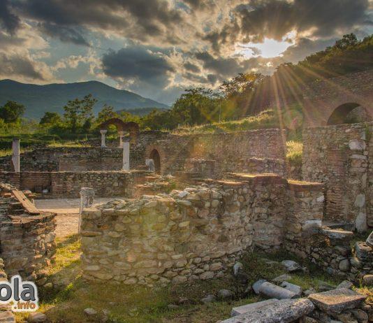 Heraclea Lyncestis - Bitola, Macedonia