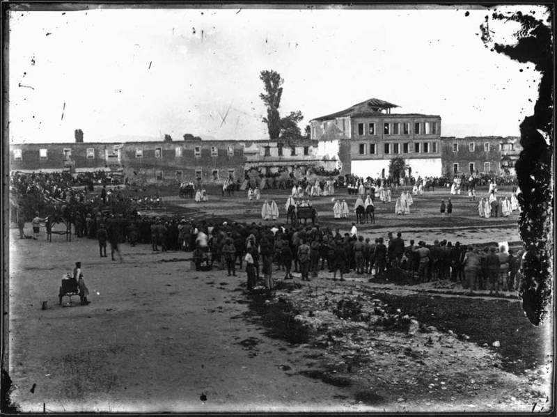 Read more about the article Chess with live figures in Bitola in 1924