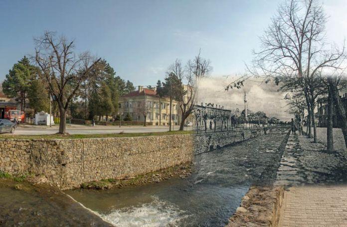 Булевар 1ви Мај - Битола - некогаш и денес