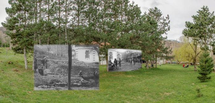 Крстоарски манастир за време на Првата светска војна и денес
