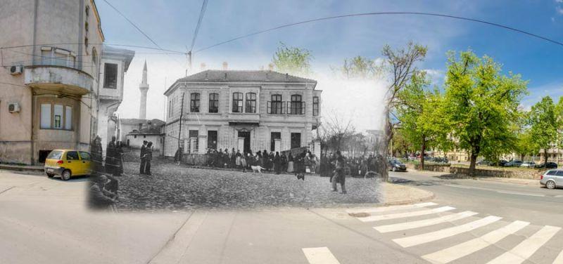 Некогаш Суд, а денес Музичко училиште - Битола некогаш и денес
