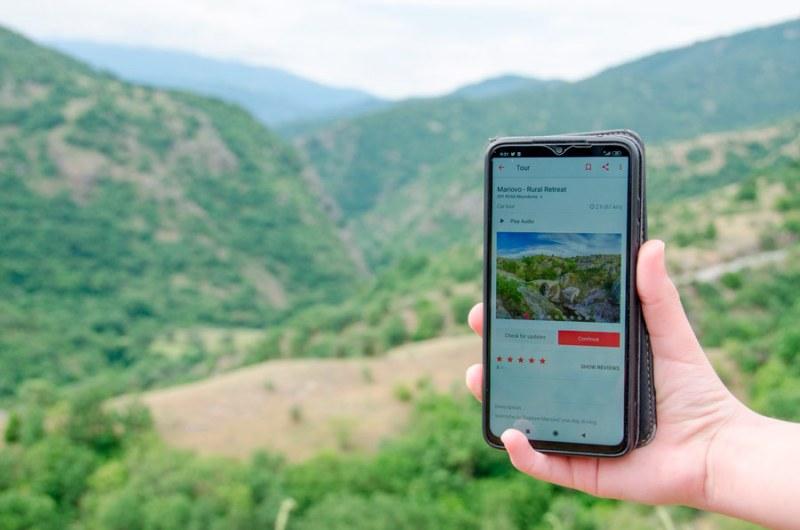 Мобилниот телефон ваш водич низ Мариово