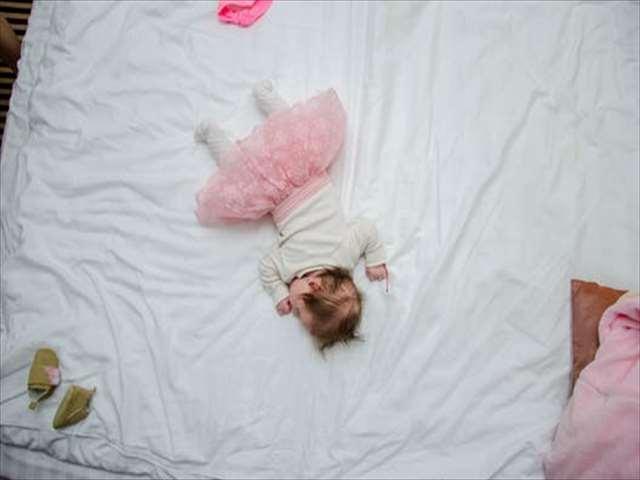 子供の睡眠障害