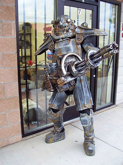 heavy cosplay sick fallout