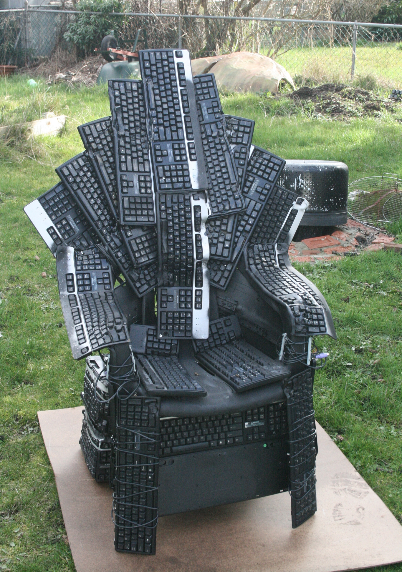Gamer Chairs Throne Of Nerds Game Of Thrones Tribute Made From