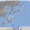 台風25号のたまご 2018 進路 台風発生 台風24号と同じ進路【天気】