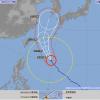 台風26号 ヨーロッパ中期予報センター進路予想「台風25号の次」