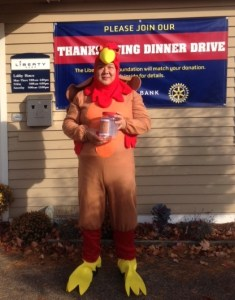 Stonington's Turkey Drive