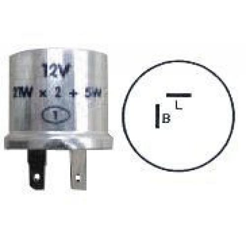 small resolution of  2 pin thermal flasher hazard indicator relay unit previous next