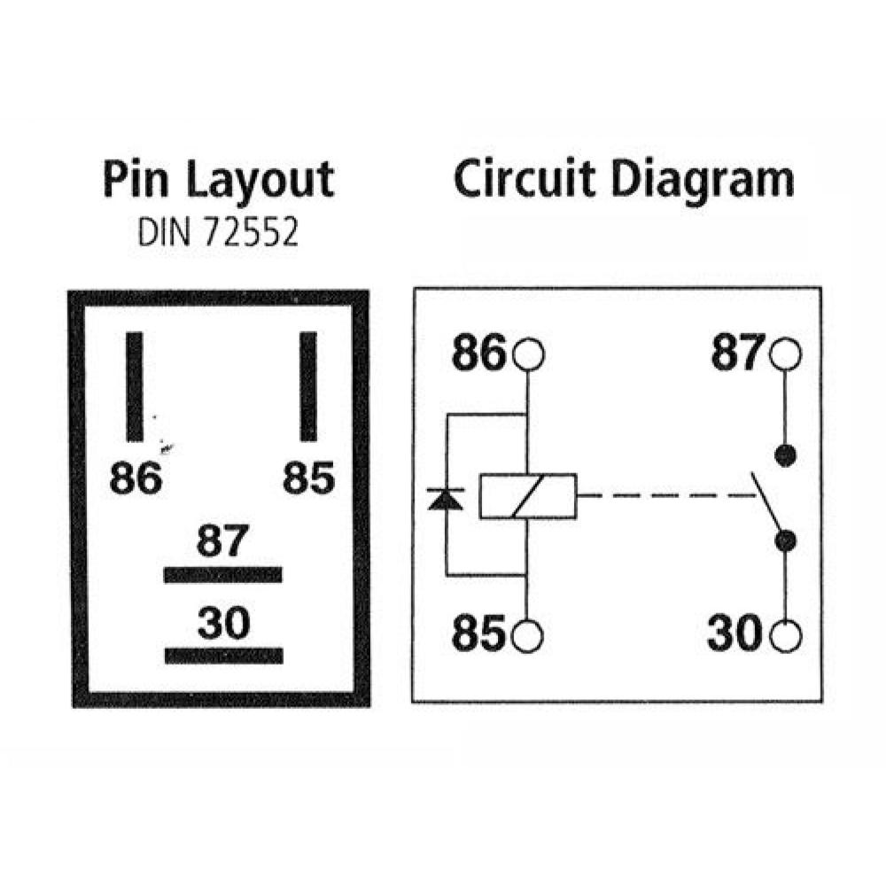 medium resolution of 4 pin micro relay diagram wiring diagram schematic micro relay 4 pin 12v 20a with