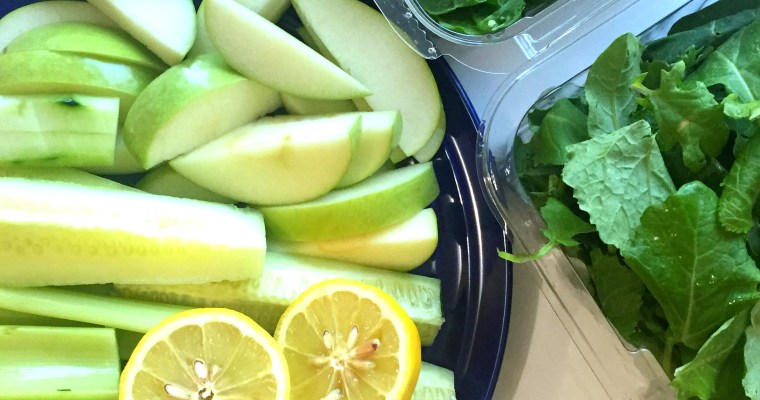 Simple Morning Green Juice