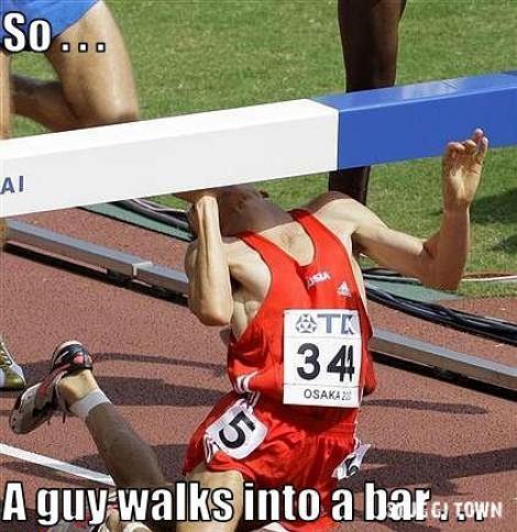 Guy walks into bar