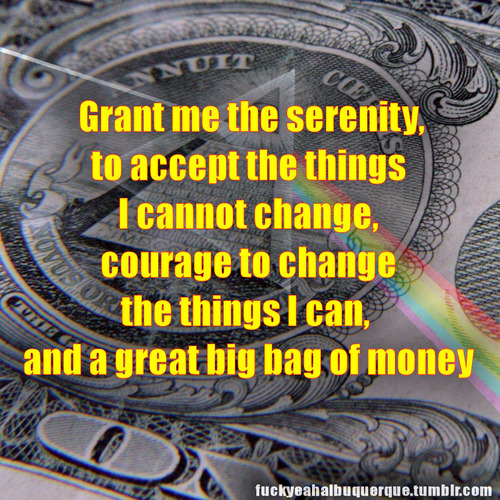 Grant me...
