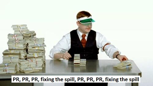 BP PR