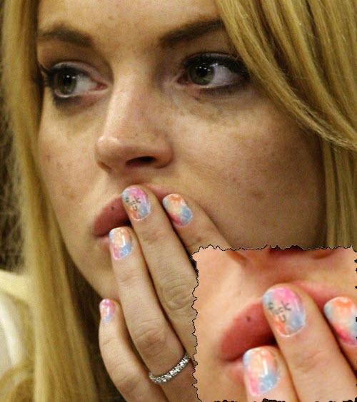 Lindsay nails