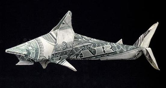 Money shark