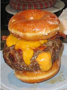 Luther burger