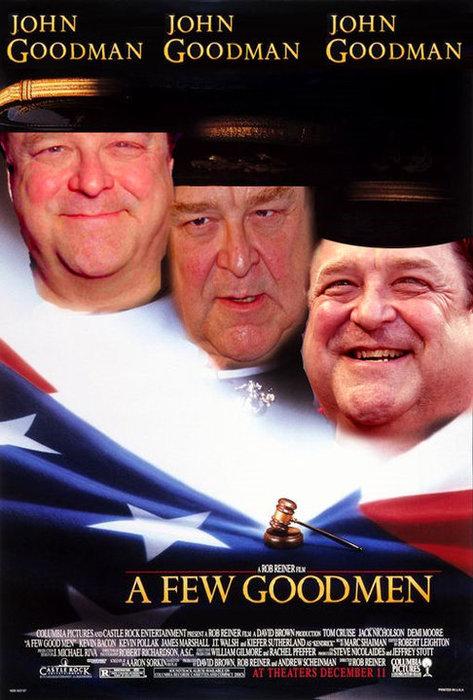 A few goodmen