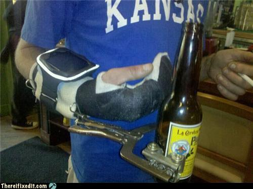Beer clamps