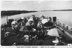 Admiral lido deck
