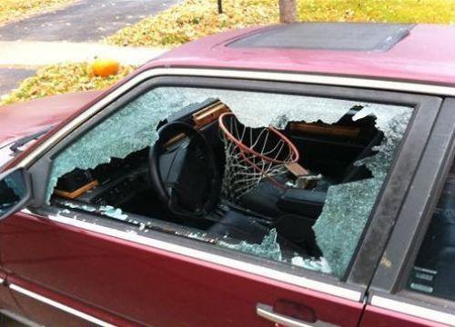 Car hoops