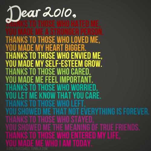 Dear 2010