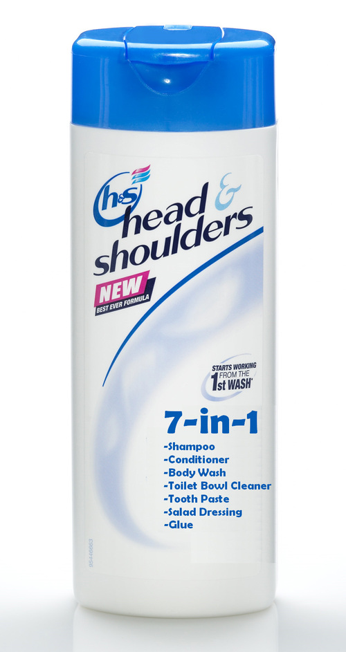 Head and shoulders plus