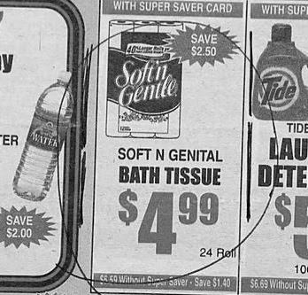 Soft and genital