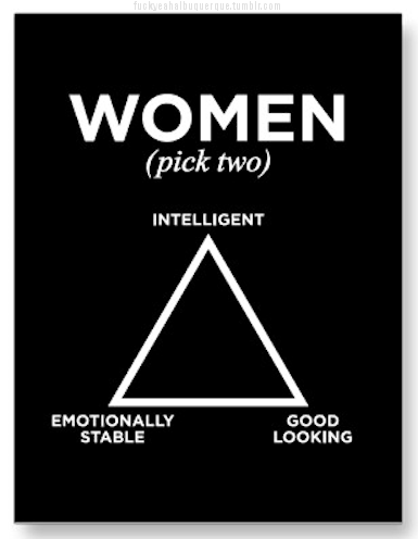 Women pick two