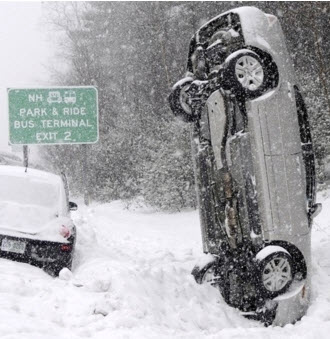 Snow car2
