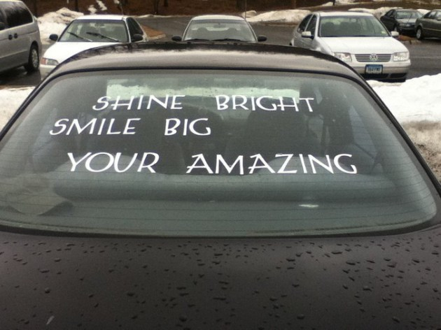 Your amazing what