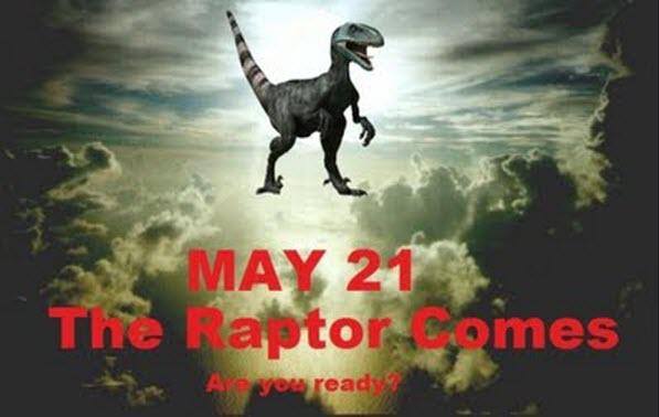 Beware the raptor