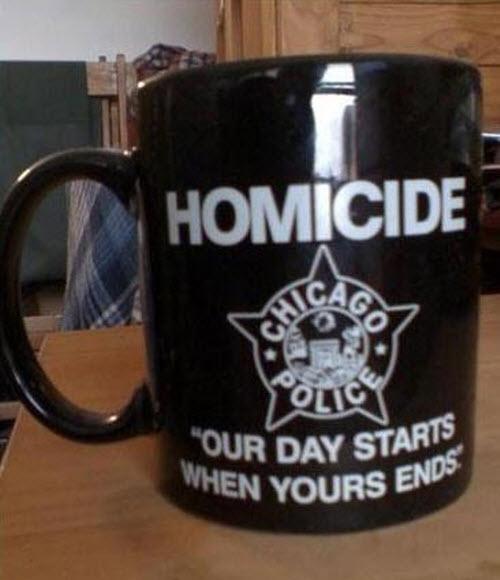 Homicide cup