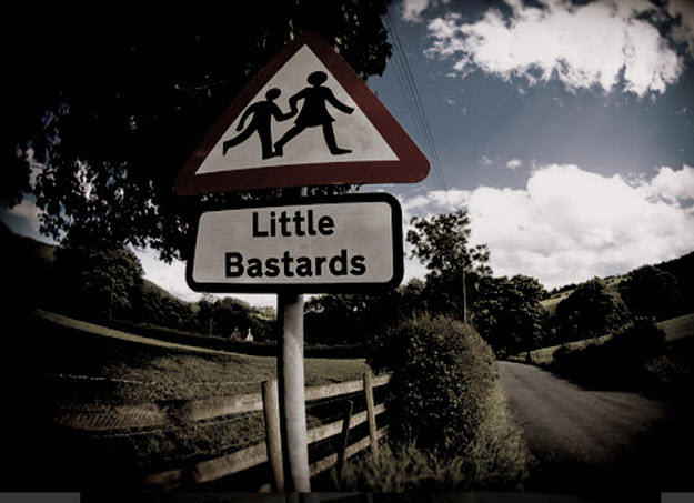 Little bastards