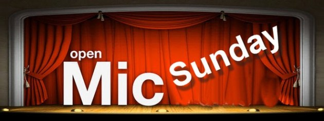 Open_mic_Sunday