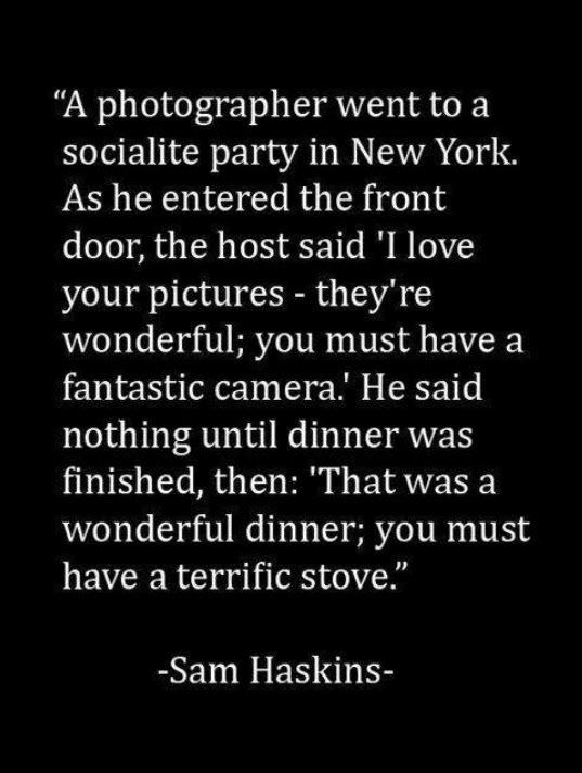 Terrific camera