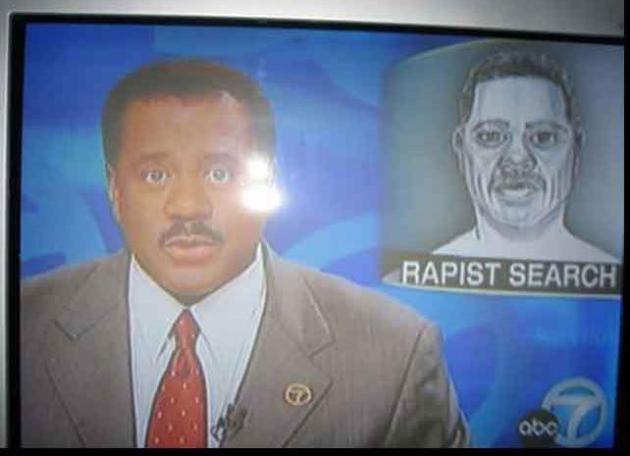 Elusive rapist