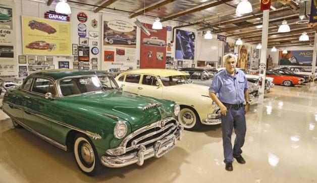 Jay lenos garage