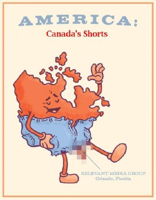 Canandas shorts