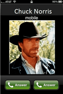 Can't refuse a call from C.N.