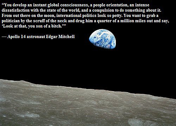 Astronaut quote