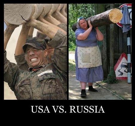 Usa-vs-russia