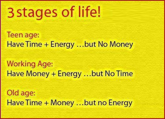 3 stages of life4