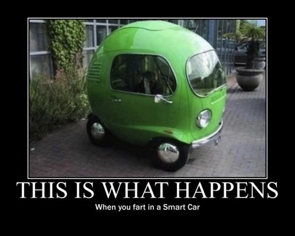 Fart smart