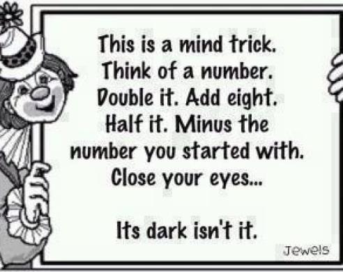 Cute mind trick