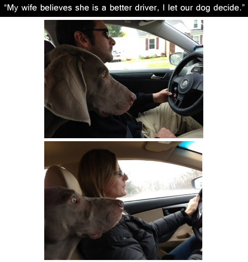 The better driver